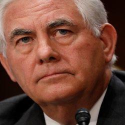 وزير الخارجية الأمريكي يستقبل نظيره القطري في واشنطن على خلفية الأزمة