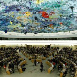 الخارجية الأمريكية تحسن وضع بعض الدول في تقريرها في مجال حقوق الإنسان
