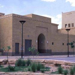 مسرح مركز الملك عبدالعزيز التاريخي يواصل استقبال عائلات الرياض خلال العيد