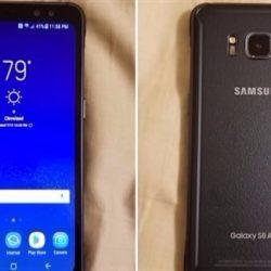 تسريب صورة جوال  Galaxy S8 Active
