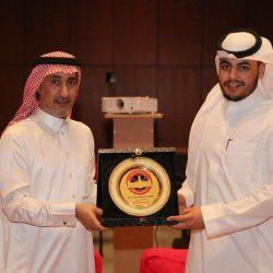 منح العضوية الشرفية للرئيس التنفيذي لشركة نجوم السلام القابضة عبدالله بن جارالله العضيب
