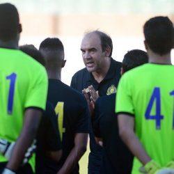 نادي النصر يؤدي تدريباً له مساء اليوم على استاد حرس الحدود