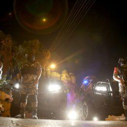 بعثة إسرائيل فى عمان تتحصن بسفارتها