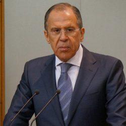 لافروف:بإمكان الدول العمل معا لتحقيق الأمن العالمي