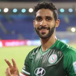 الحارس الدولي محمد العويس في ظهوره الأول يستقبل هدفين ويخسر