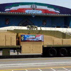 """إيران تعلن إجراء تجربة ناجحة لصاروخ """"خرمشهر"""" طويل المدي"""