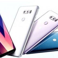 """شركة إل جي تعلن عن بدء شحن هاتفها الذكي الأحدث """"إل جي في30"""" LG V30 في كوريا الجنوبية"""