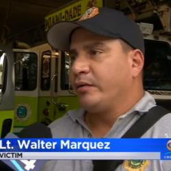 تعرض 19 مركبة للسرقة خاصة برجال الإطفاء خلال إنشغالهم بإعصار «إيرما»