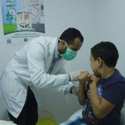 صحة الرياض تواصل جهودها في الحملة الوطنية للتطعيم بلقاح الإنفلونزا الموسمية في المراكز الصحية والمستشفيات
