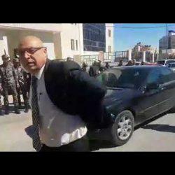 بالفيديو لحظة تفجير موكب رامى الحمد رئيس الوزراء الفلسطينى فى غزة