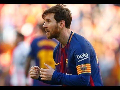 بالفيديو شاهد أهم لقطات فوز برشلونة على بيلباو 2- 0 فى الدورى الأسبانى