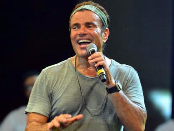 الهضبة عمرو دياب يحيي اليوم حفلًا غنائياً ضخماً بالجامعة الأمريكية