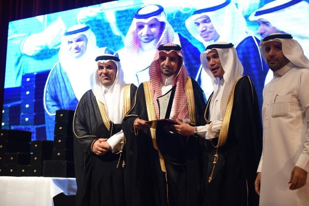 سعد الميموني يرعي حفل جائزة محافظة الطائف للإبداع