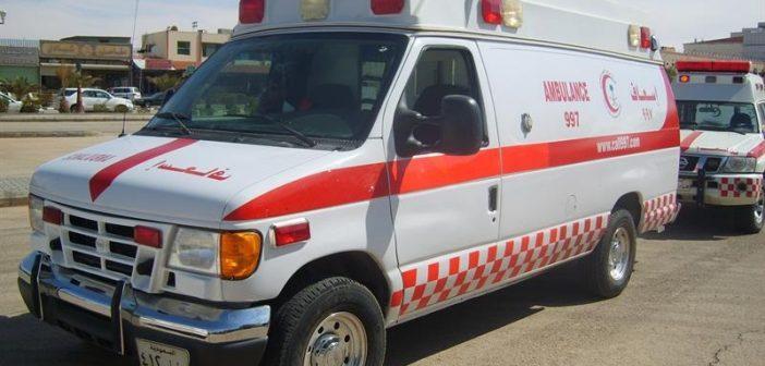 تعرض طفل لإصابات خطيرة وكسور أثناء وجوده في لعبة بأحد المنتزهات في مدينة حائل