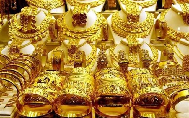 إرتفاع طفيف فى سعر الذهب بالسوق المحلى