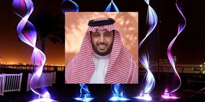 تركي آل الشيخ يضخ الحياة في شرايين هيئة الثقافة السعودية ويعلن عن 100 فعالية
