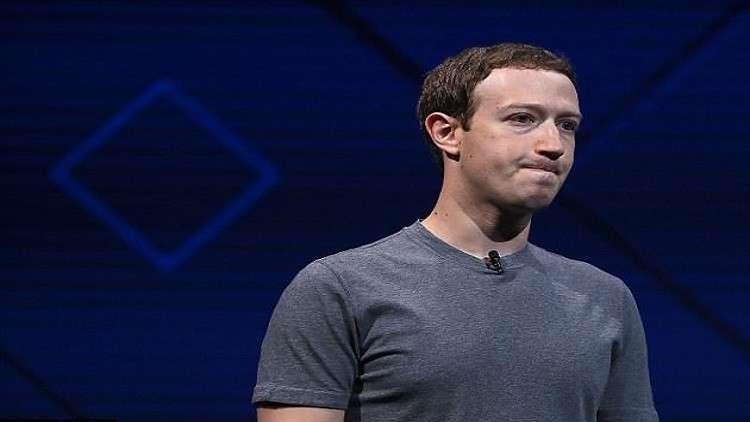 موقع فيسبوك يقوم بحذف رسائل سرية خاصة بمارك زوكربيرغ