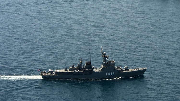 مصر السادسة فى القوة البحرية حول العالم