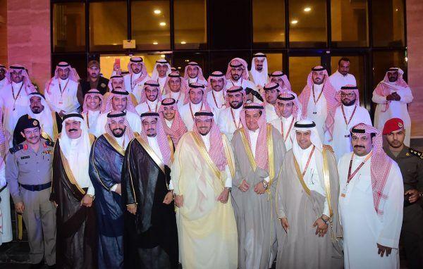 الدكتور فيصل بن مشعل يشهد ختام مهرجان الكليجا العاشر ببريدة ويكرم الداعمين