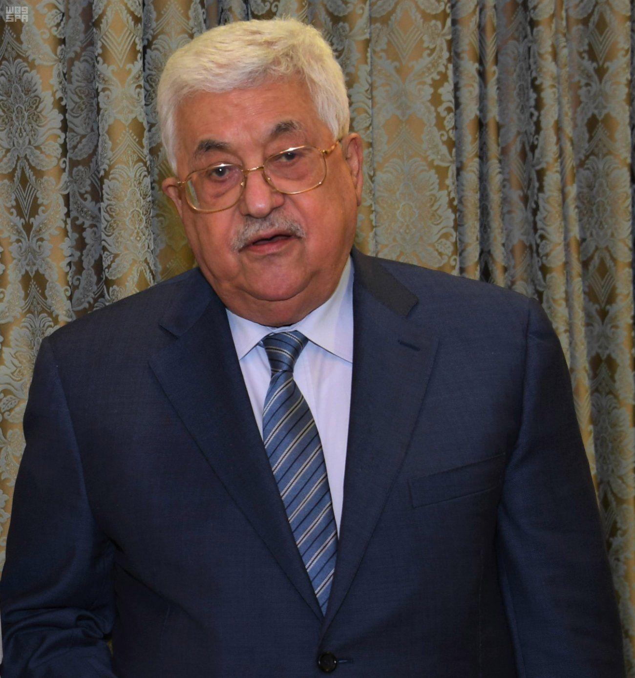 فخامة الرئيس محمود عباس : المملكة تقوم بدور محوري ومهم في محاربة الإرهاب على المستويات الإقليمية والدولية
