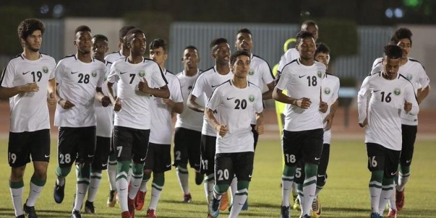المنتخب السعودي لدرجة الشباب لكرة القدم يبدأ معسكره في الخبر استعداداً لكأس آسيا