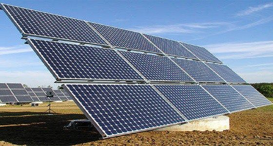 صور لمشروع الطاقة الشمسية بالمملكة العربية السعودية
