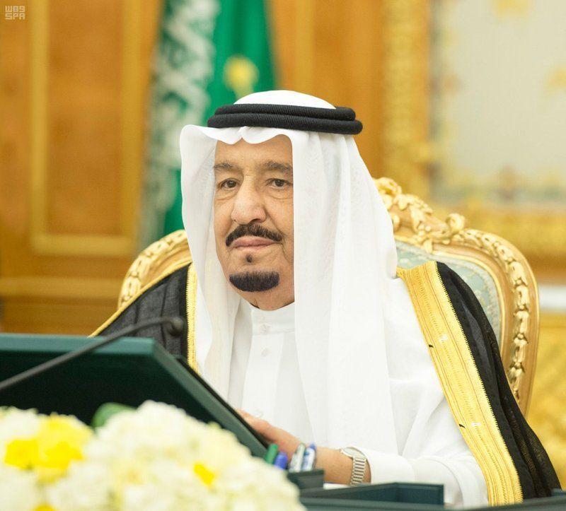 الملك سلمان بن عبدالعزيز يترأس جلسة الوزراء والمجلس يتخذ عدة قرارات ..هنا تفاصيلها