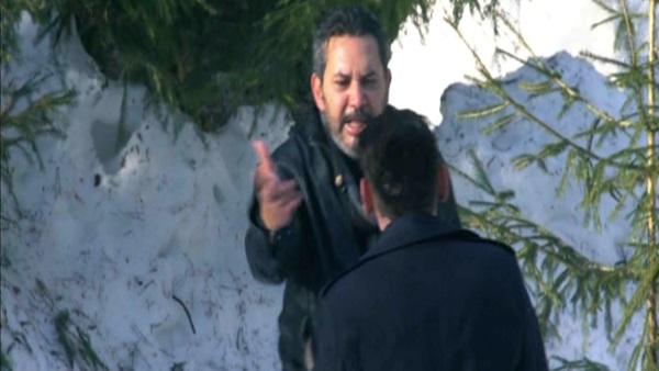 كمال أبو رية ضحية برنامج رامز تحت الصفر
