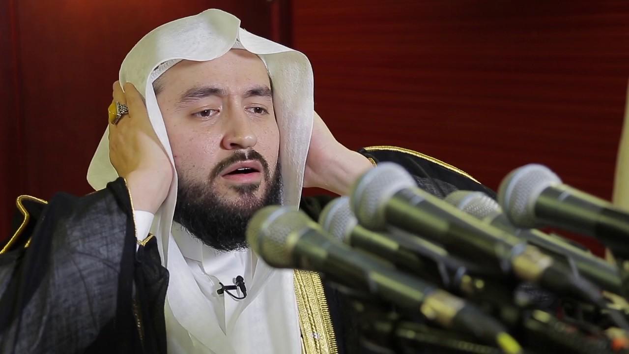 بالفيديو خوجة يكشف أسباب ترديد المؤذن خلف الإمام في الحرمين الشريفين