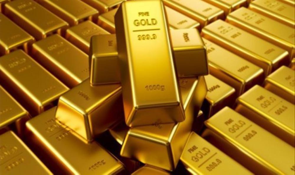 تراجع أسعار الذهب مع إستمرار قوة الدولار في الضغط علي السوق