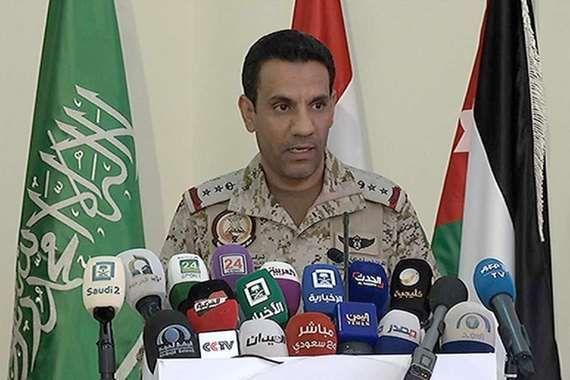 «المتحدث باسم التحالف العربى»: الحوثيون استخدموا طائرات إيرانية لمواجهة التحالف