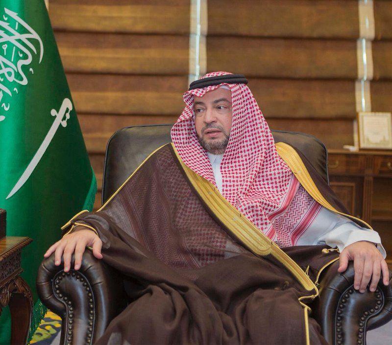 نائب وزير الشؤون الإسلامية يزور مجمع الملك فهد لطباعة المصحف بالمدينة المنورة