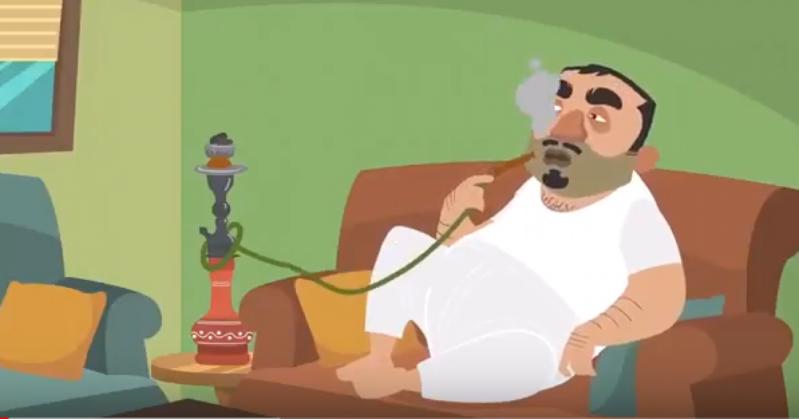 وزارة الصحة تحذر من مخاطر تدخين الشيشة والمعسل