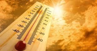 إستمرار تأثير الكتلة شديدة الحرارة على المنطقة الشرقية والوسطي والأجزاء الجنوبية من الحدود الشمالية