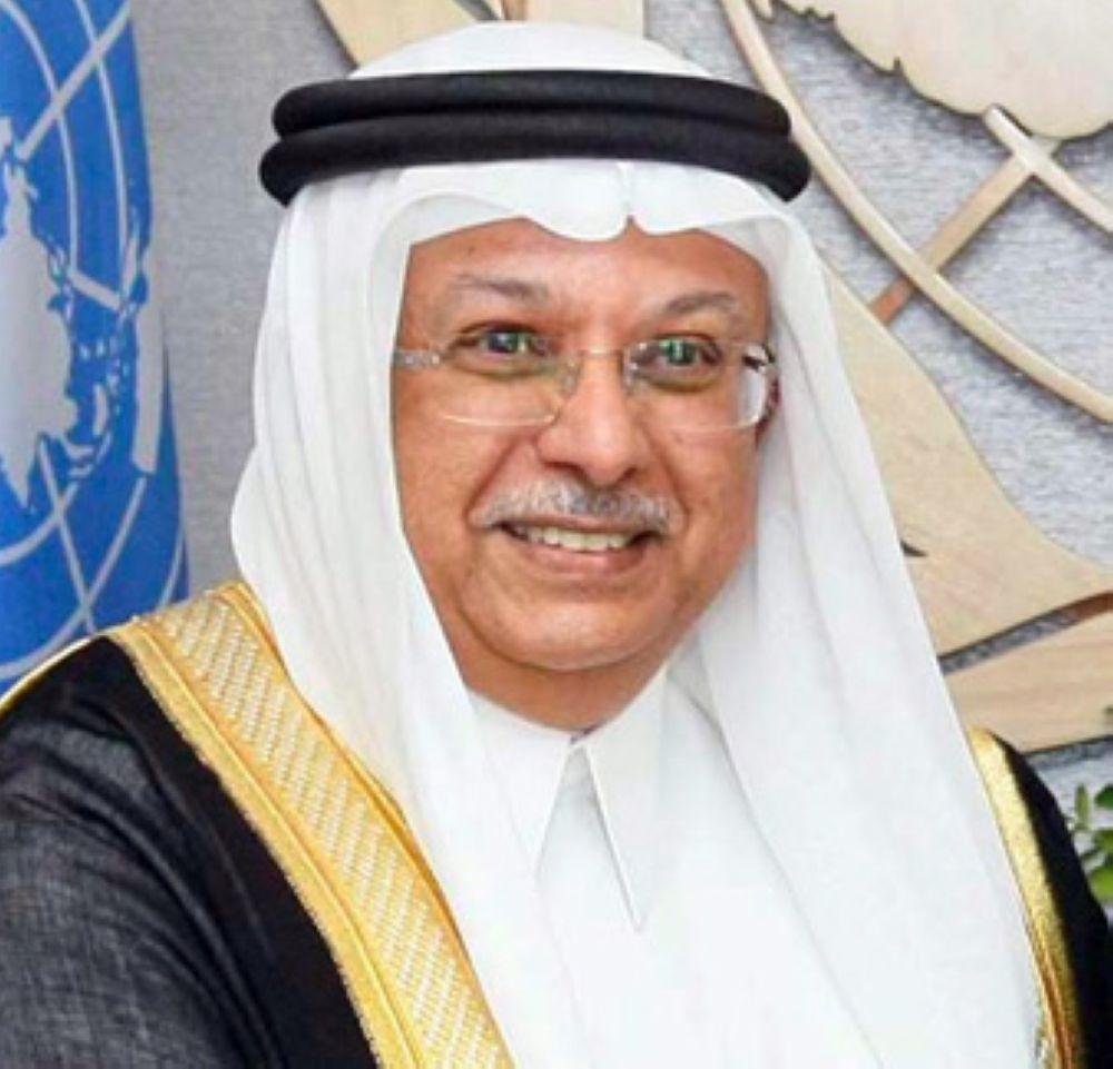 مندوب المملكة العربية السعودية لدى الأمم المتحدة يلتقي بوفد من مركز إسناد العمليات الإنسانية باليمن