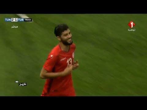 بالفيديو تونس تتعادل مع تركيا وديا 2-2 إستعدادا لكاس العالم