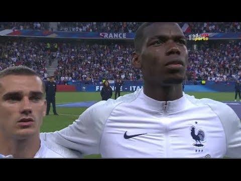 بالفيديو شاهد فوز فرنسا على إيطاليا 3-1 وديا