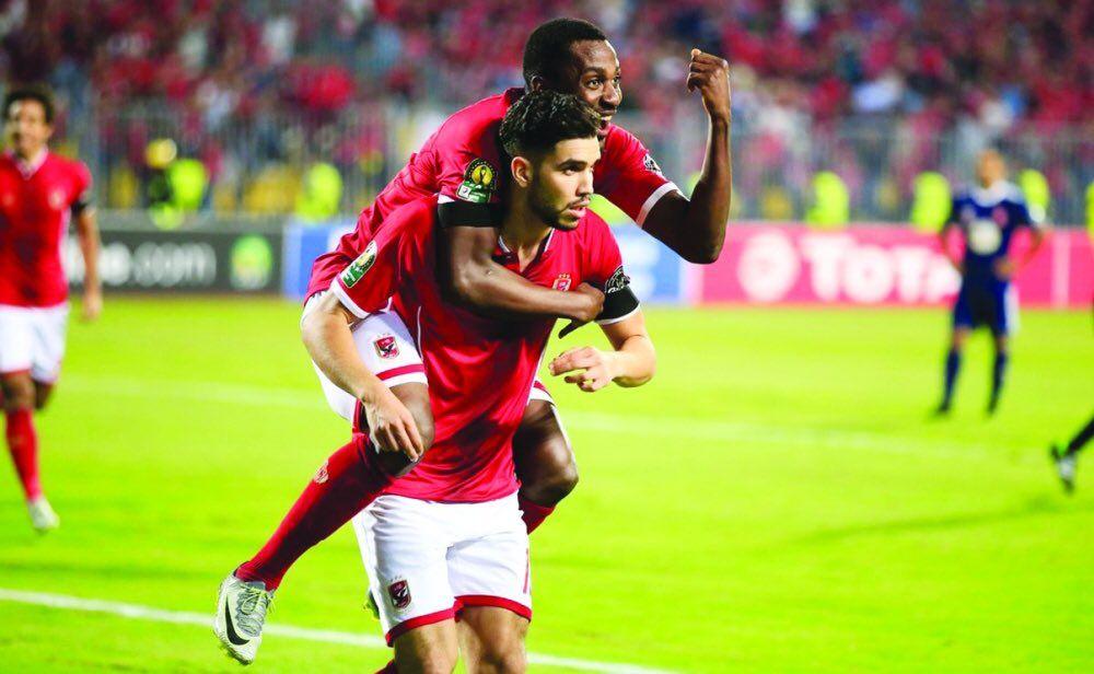 مجلس إدارة نادي النصر السعودي يسعى لضم المغربي وليد أزارو