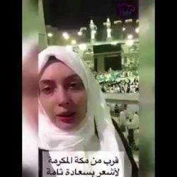 بالفيديو شاهد لحظة توقف الحركة بالمطاف ليلة 27 رمضان