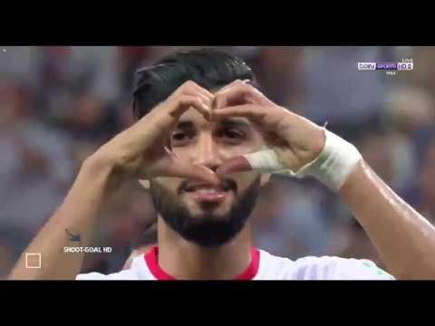 بالفيديو شاهد أهم لقطات فوز إنجلترا على تونس فى روسيا 2018