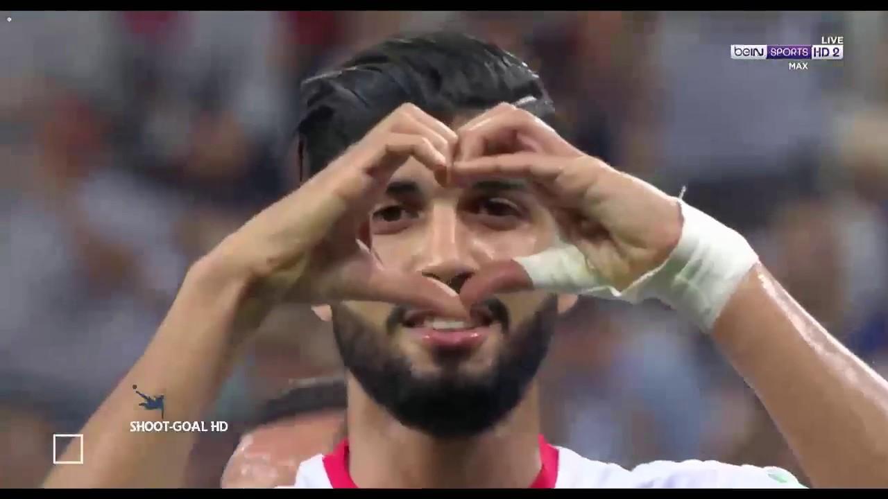 شاهد أهداف مباراة تونس وإنجلترا فى إطار كأس العالم فى روسيا 2018