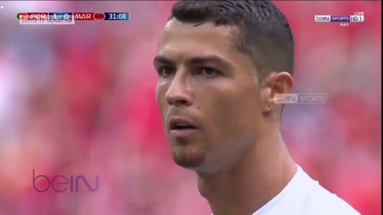 شاهد ملخص فوز البرتغال على المغرب فى المونديال