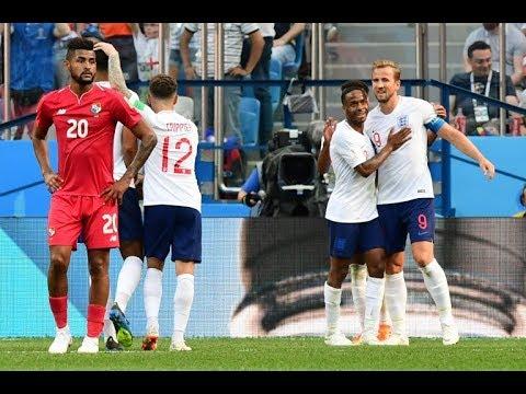 شاهد سداسية إنجلترا فى فى مرمى بنما روسيا 2018
