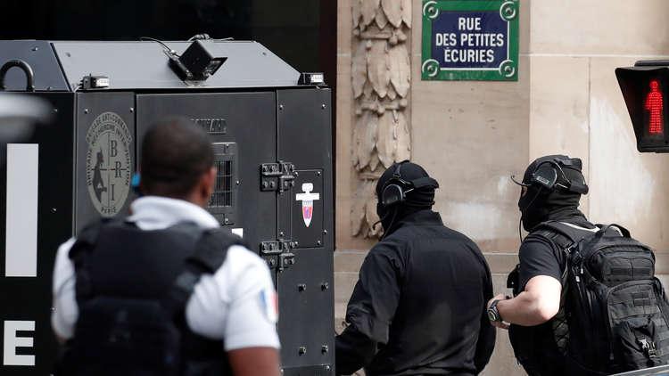 الشرطة الفرنسية تعلن إنهاء أزمة الرهائن فى باريس