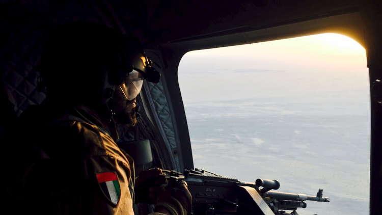 إستشهاد 4 عسكريين إماراتيين فى اليمن
