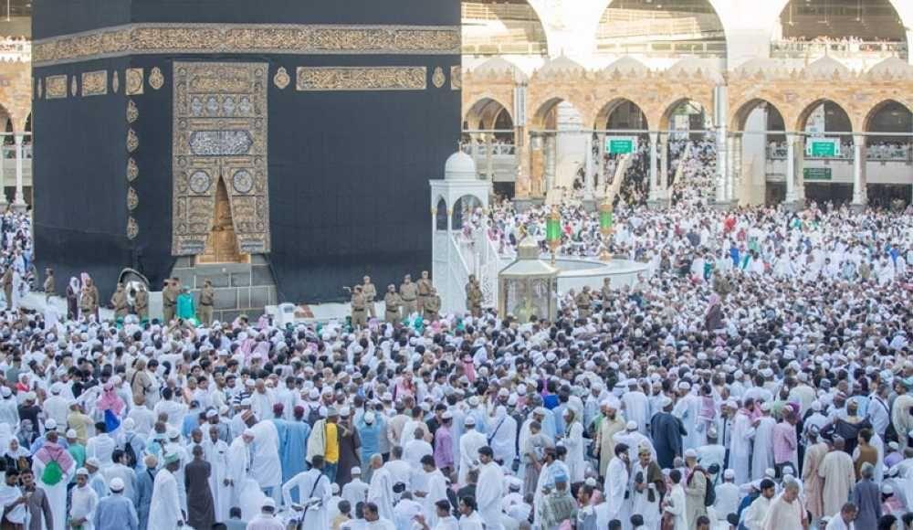 الدكتور ماهر بن حمد من المسجد الحرام: العيد شعيرة من شعائر الله .. وهو يوم جمال وزينه