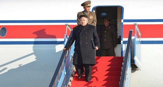 الزعيم الكوري الشمالي كيم جونج أون يصل سنغافورة للقاء ترامب