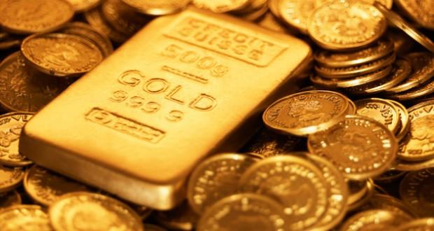 إرتفاع أسعار الذهب يوم الجمعة مدعومة بتراجع الدولار