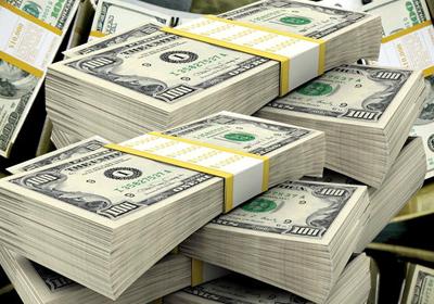 إرتفاع أسعار الدولار اليوم إلي أعلى مستوياته في 5 أيام