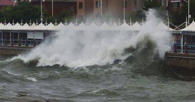 """اليابان تلغى337 رحلة جوية بسبب إعصار """"جونجدارى"""""""